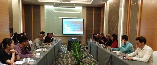 意大利拉齐奥大区代表团来琼洽谈产业合作