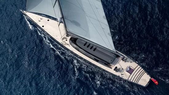 荷兰Royal Huisman全定制帆船Ngoni
