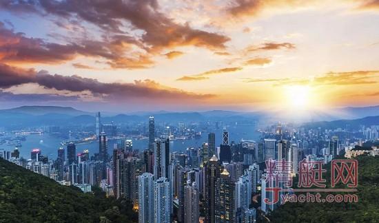 內地富豪更愿意在香港买游艇 因为香港是全境开放的自由港