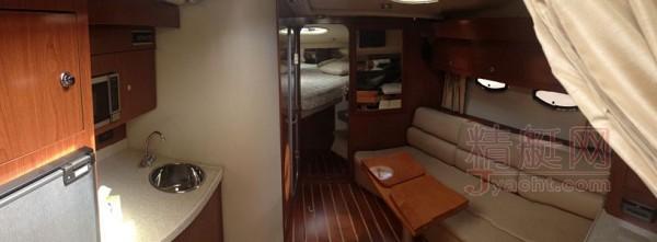 38英尺运动艇
