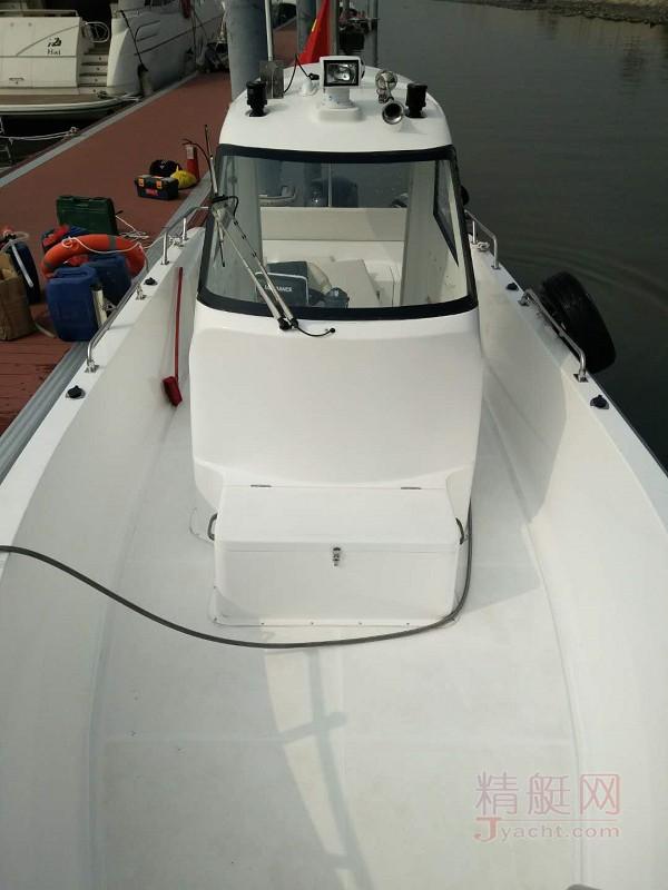 定制25尺钓鱼艇