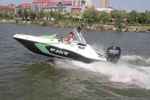 4.8米国产快艇
