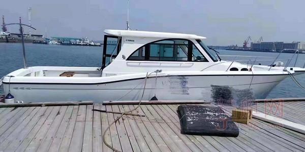 Yamaha FR340钓鱼艇