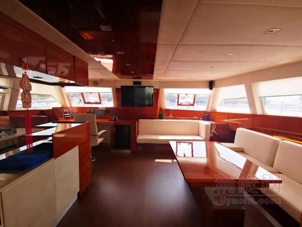 Sunreef 62双体帆船