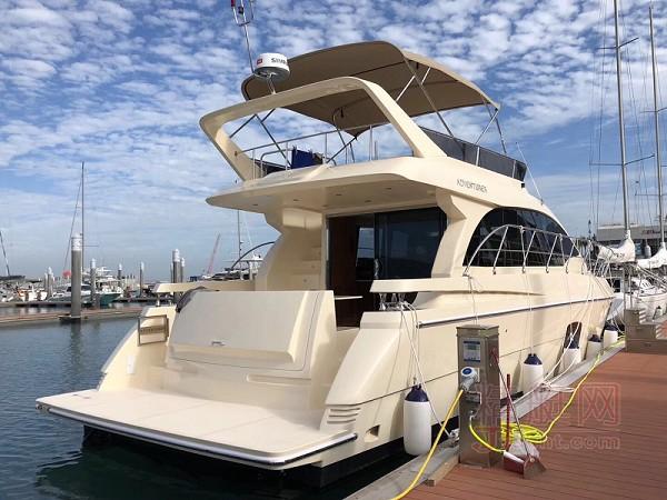 52尺国产游艇