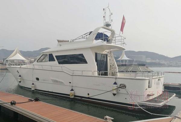 53尺国产游艇