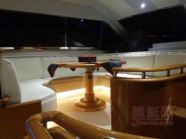 18米台湾产游艇