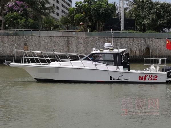 UF31WA钓鱼艇