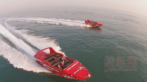 铝合金高速漂移艇