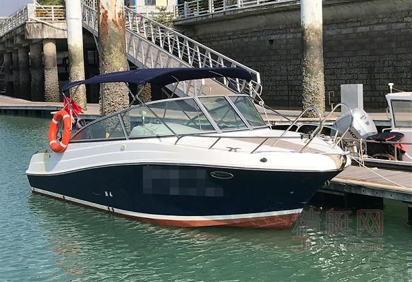 22尺国产游艇