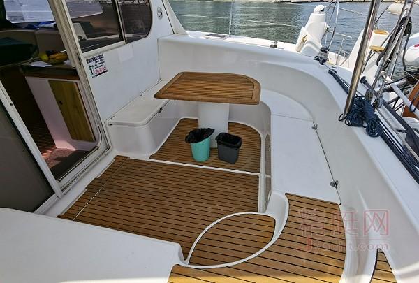 Nautitech 40双体帆船