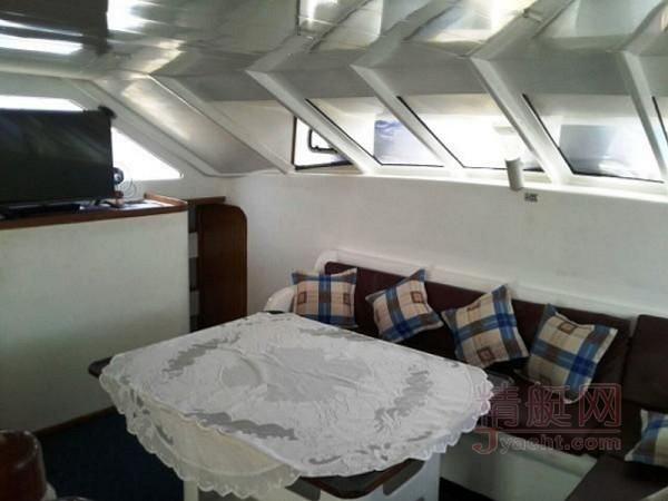 46尺双体动力艇