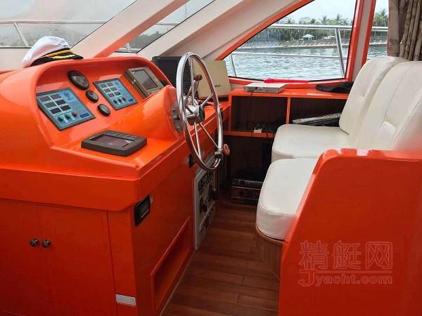 国产63尺游艇