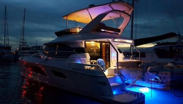 Aquila 44 yacht