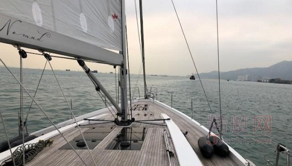 Hanse 575帆船