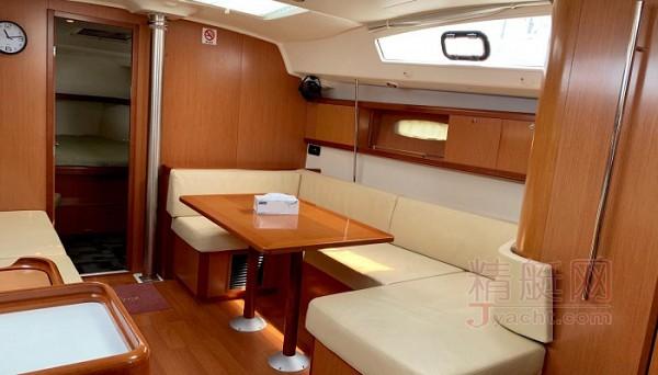 Beneteau Oceanis 43帆船
