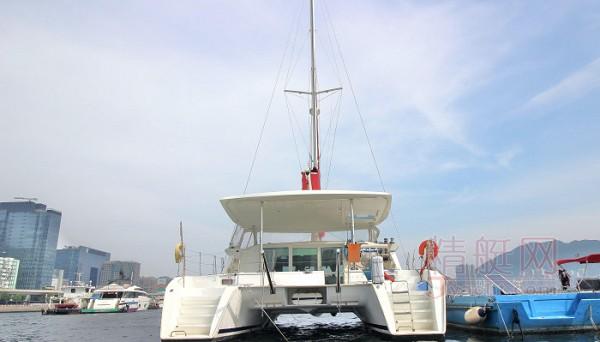 Lagoon 420双体帆船