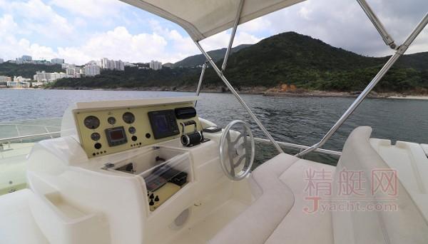 Ferretti 620游艇