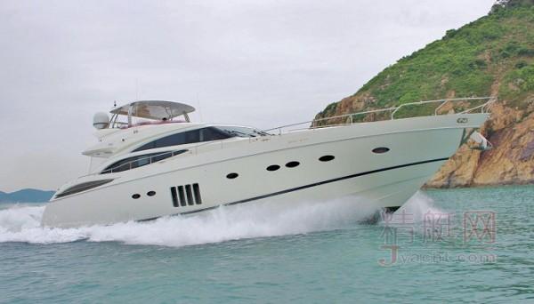 公主V85-S游艇