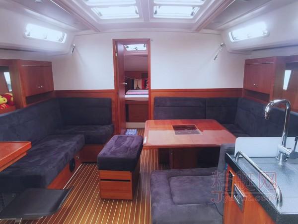 Hanse 45尺帆船