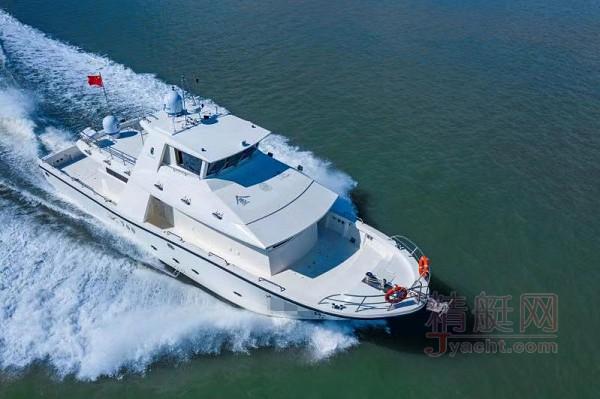 慕恩JY700D高速远航游钓艇