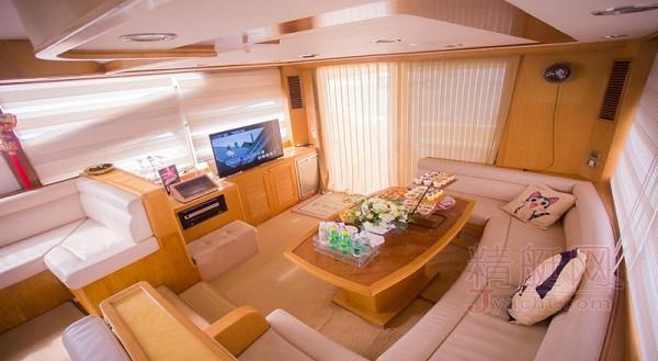 55尺飞桥游艇