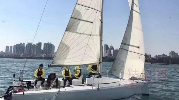 22尺帆船