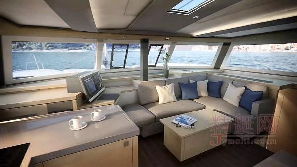 法国44尺双体帆船