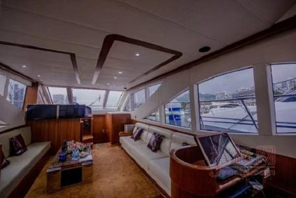 60尺飞桥游艇