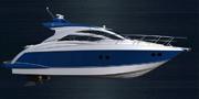 凤鸟43英尺游艇