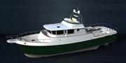彼得船长62英尺钓鱼艇