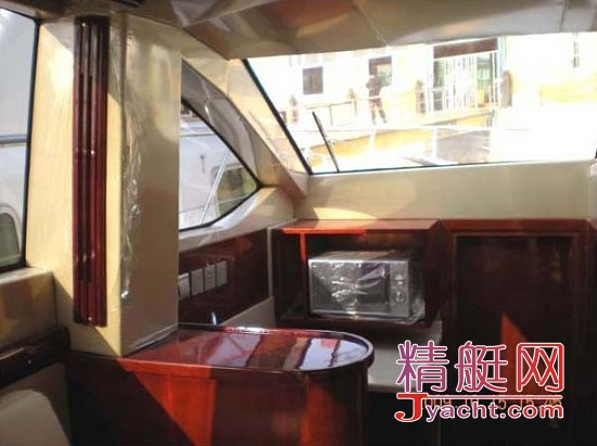 玻璃鋼豪華商務游艇sunvici-45