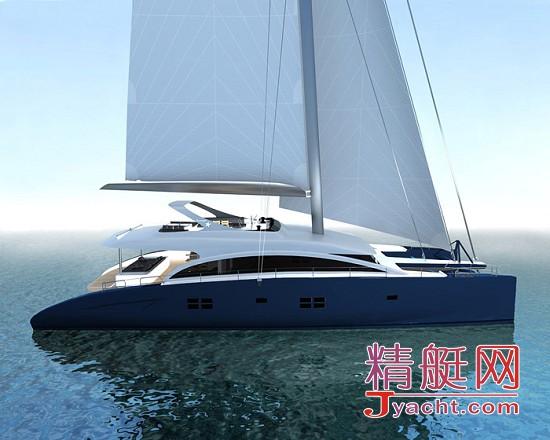 Sunreef 90 Sailing