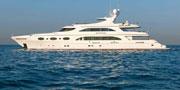 2013海天盛筵最大展艇:50.5米Sapphire