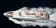 意大利ISA 155尺 个性超艇 360°