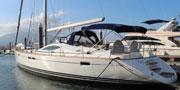 法国Jeanneau 54尺休闲大帆船