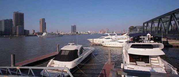 上海大都会游艇俱乐部