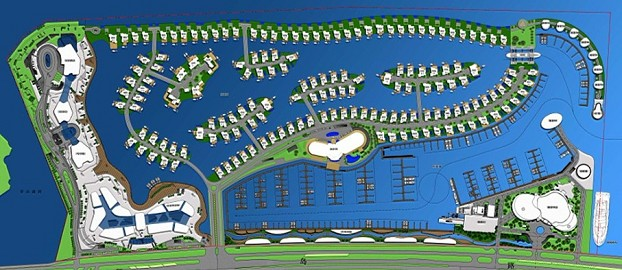 中国湾-香山国际游艇会