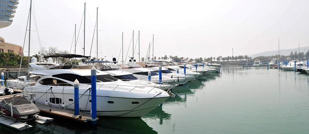 大梅沙湾游艇会