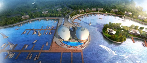华润石梅湾国际游艇会