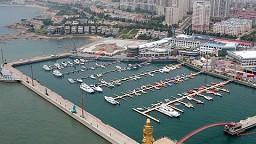 青岛银海国际游艇俱乐部