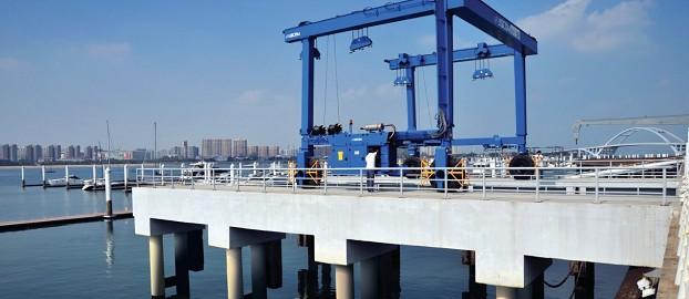 五缘湾国际游艇会
