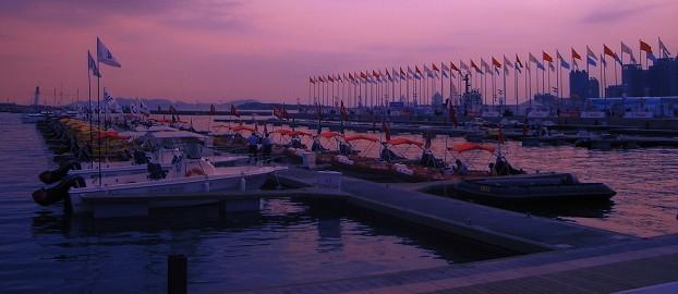 青岛国际游艇俱乐部