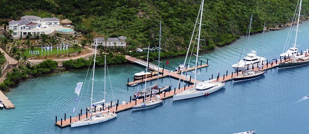YCCS Marina Virgin Gorda