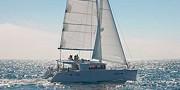 全新蓝高450豪华双体帆船