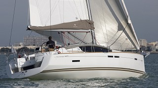 Sun Odyssey 44DS