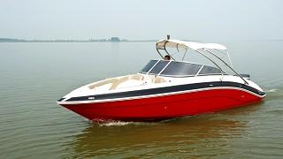 凤鸟26英尺运动游艇