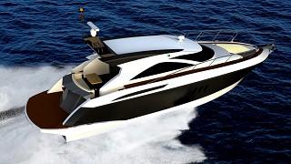 凤鸟46英尺游艇