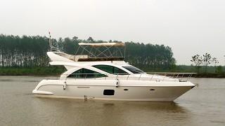 凤鸟48英尺游艇
