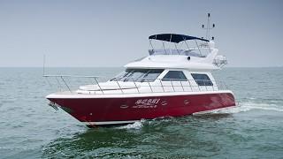 美兰德56英尺游艇